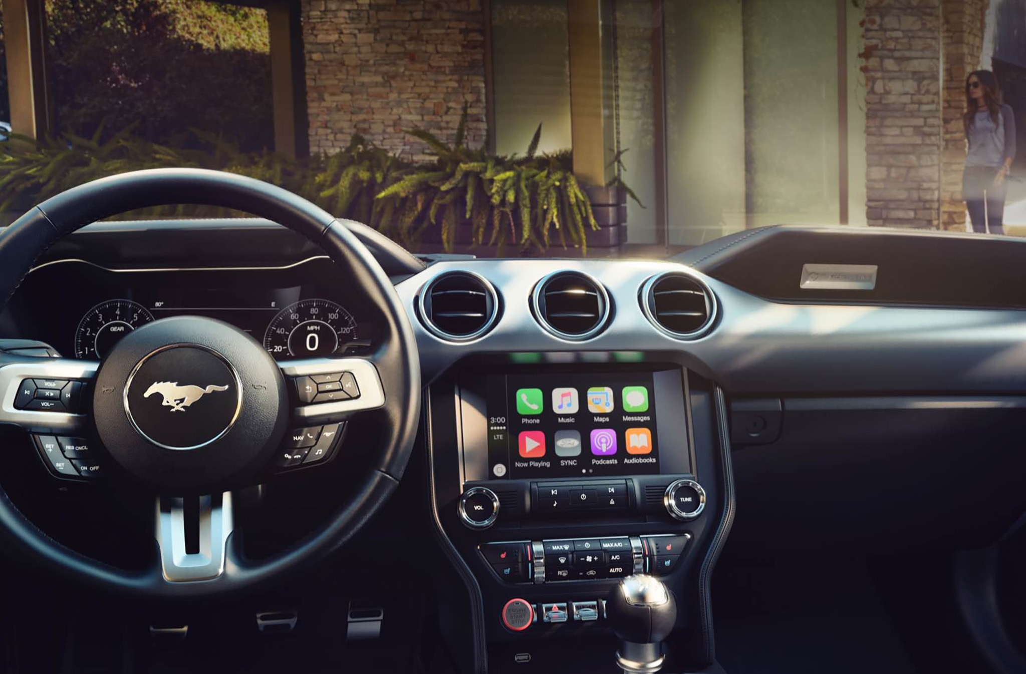 Ford Mustang Sync 3