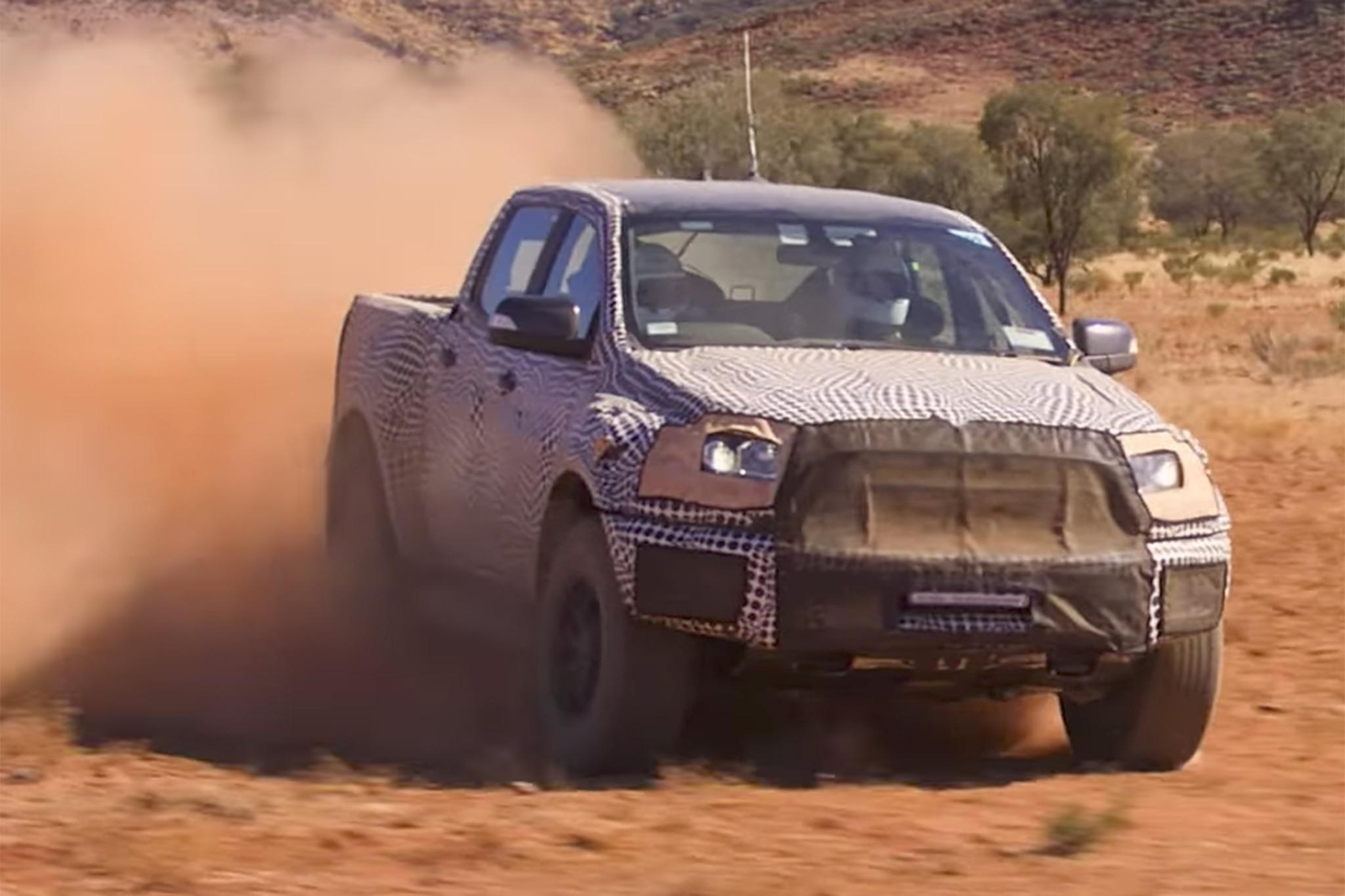 2019 Ford Raptor Ranger
