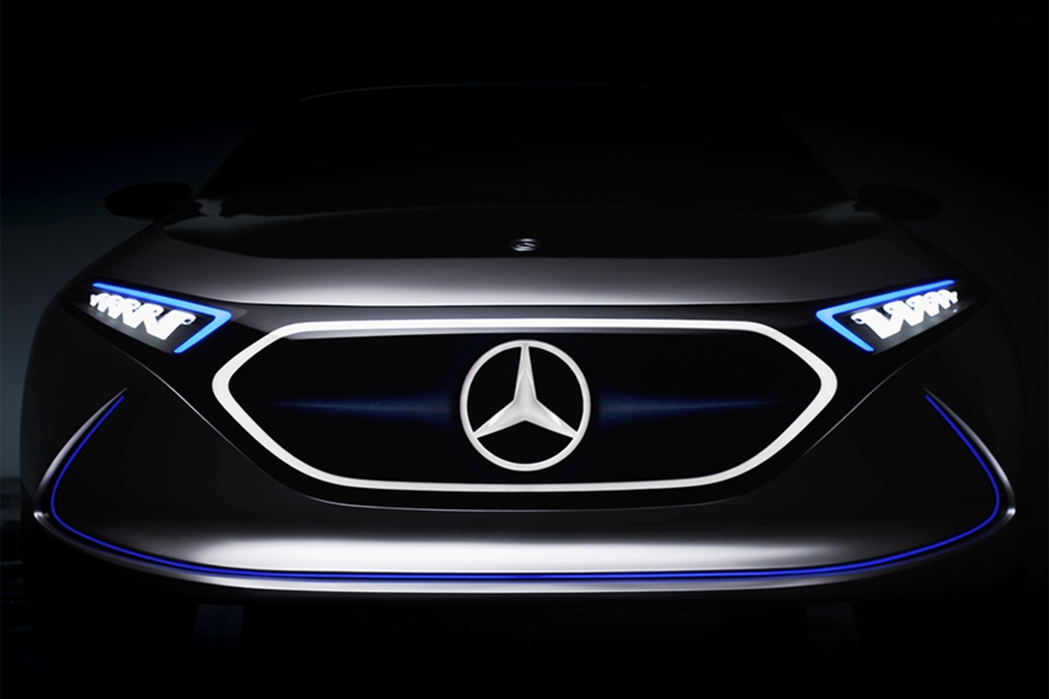 Mercedes benz eq a listo para su debut en frankfurt for Mercedes benz of louisville