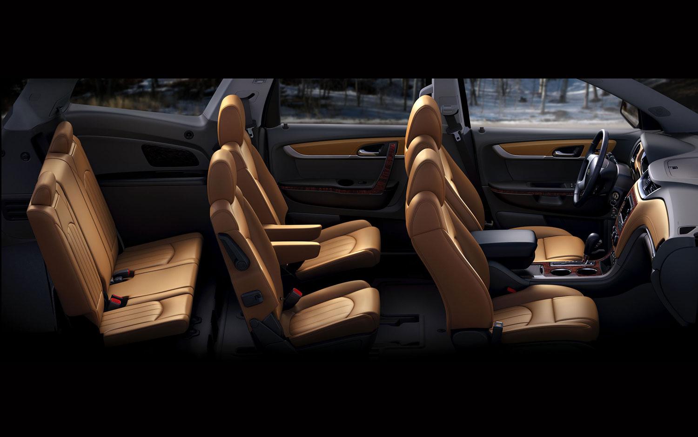 Primer Vistazo: Chevrolet Traverse 2013 - Autos Terra ...