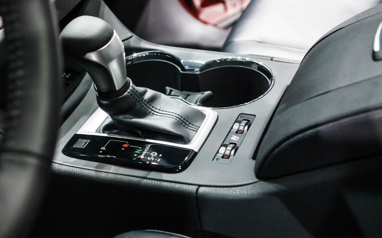 Primer Vistazo Toyota Highlander 2014 Autos Terra Motor Trend