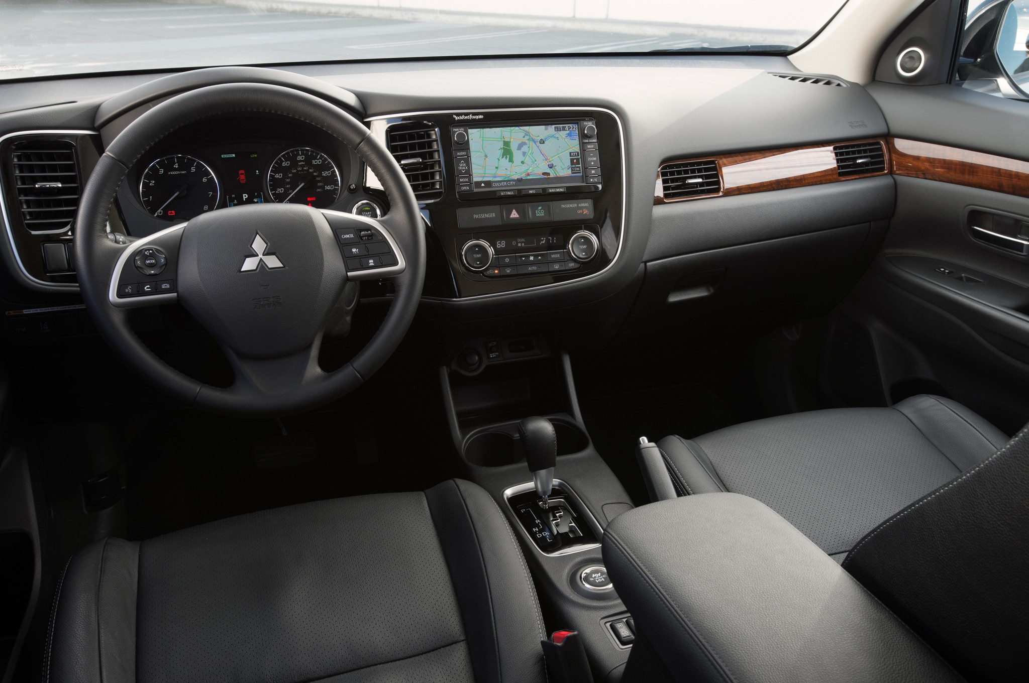 mitsubishi outlander 2014 a largo plazo autos terra motor trend