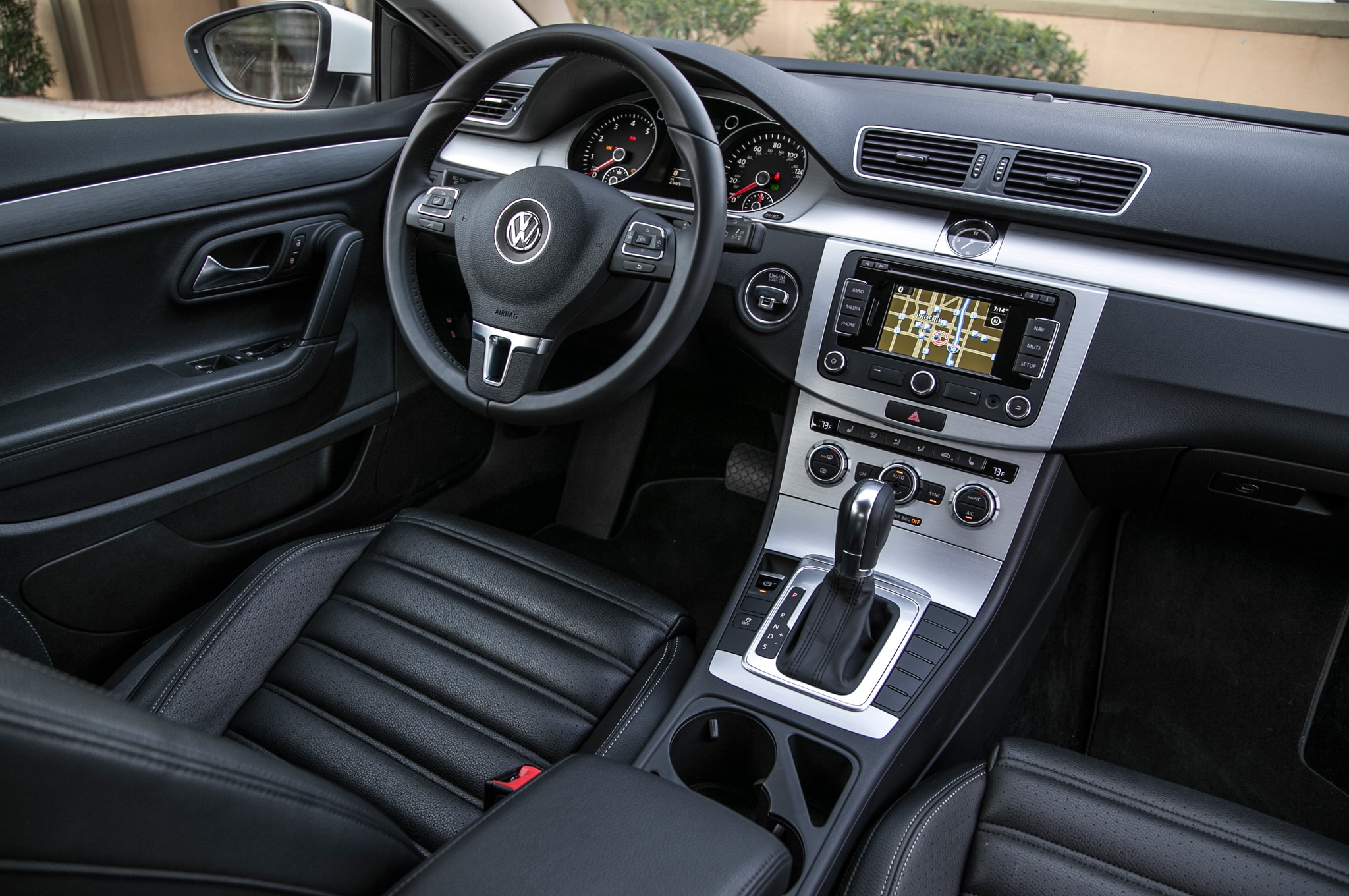 volkswagen cc 2014 primera prueba autos terra motor trend. Black Bedroom Furniture Sets. Home Design Ideas