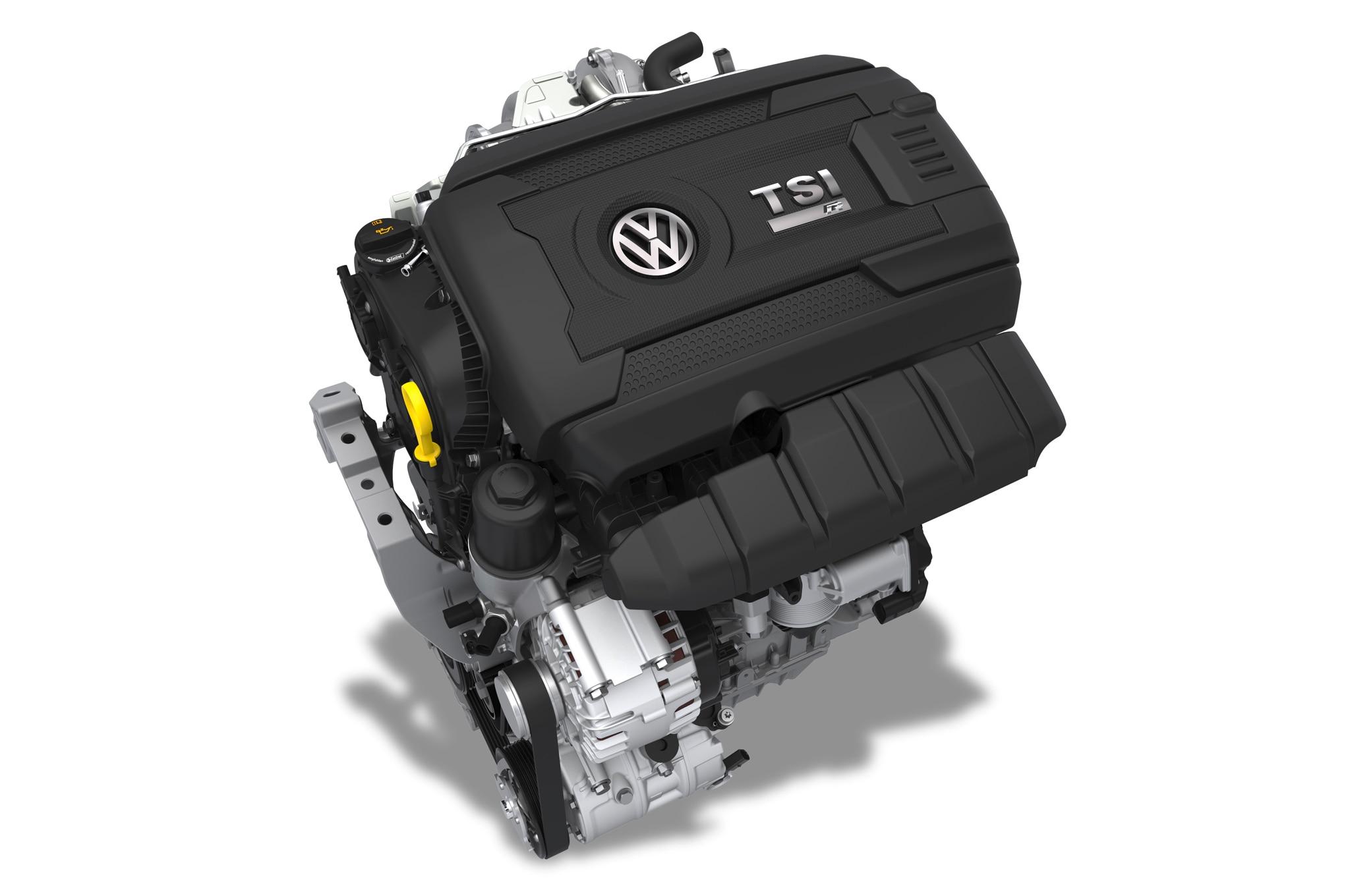 Golf r 2014 engine