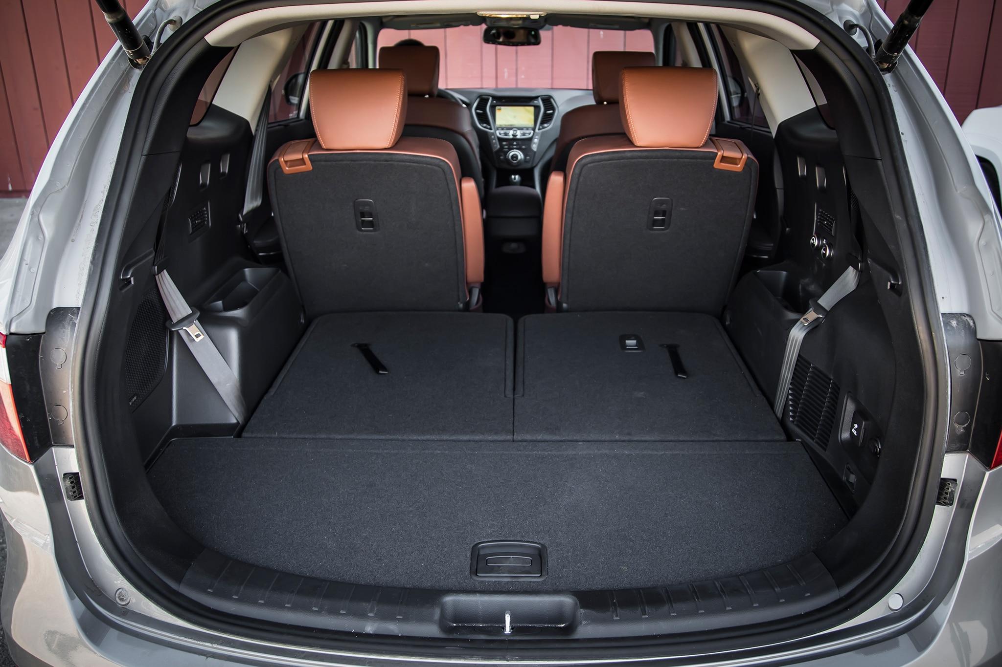 hyundai santa fe primera prueba autos terra motor trend. Black Bedroom Furniture Sets. Home Design Ideas