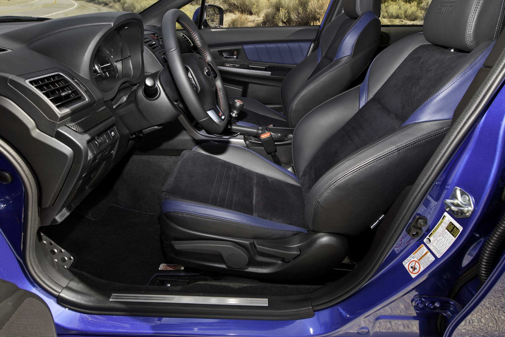 Subaru WRX STI 2015: Primera Prueba