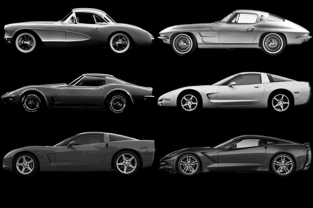 ¿Cómo han evolucionado el Mustang y Corvette?