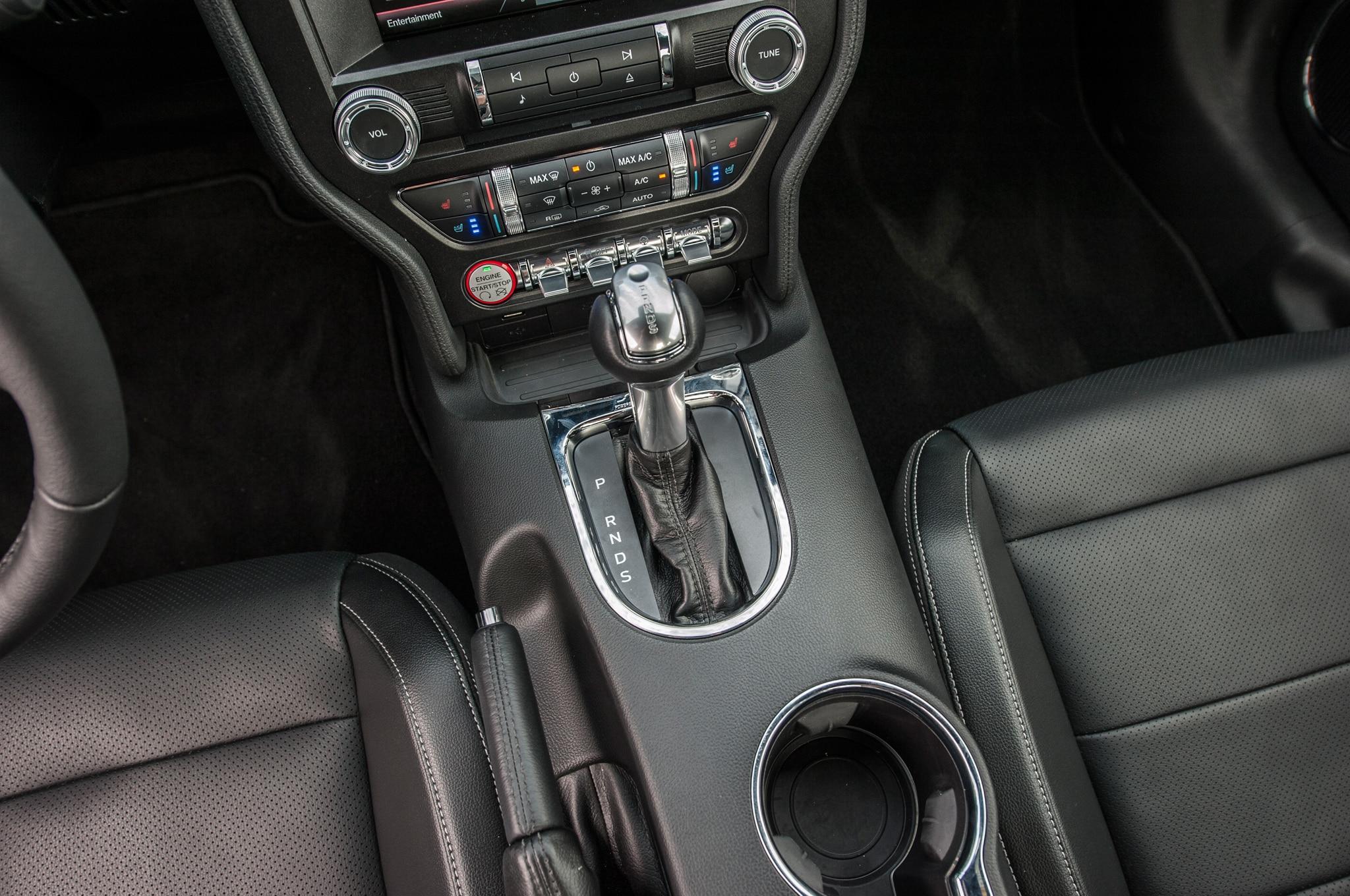 Ford Mustang 2 3 Ecoboost 2015 Primera Prueba