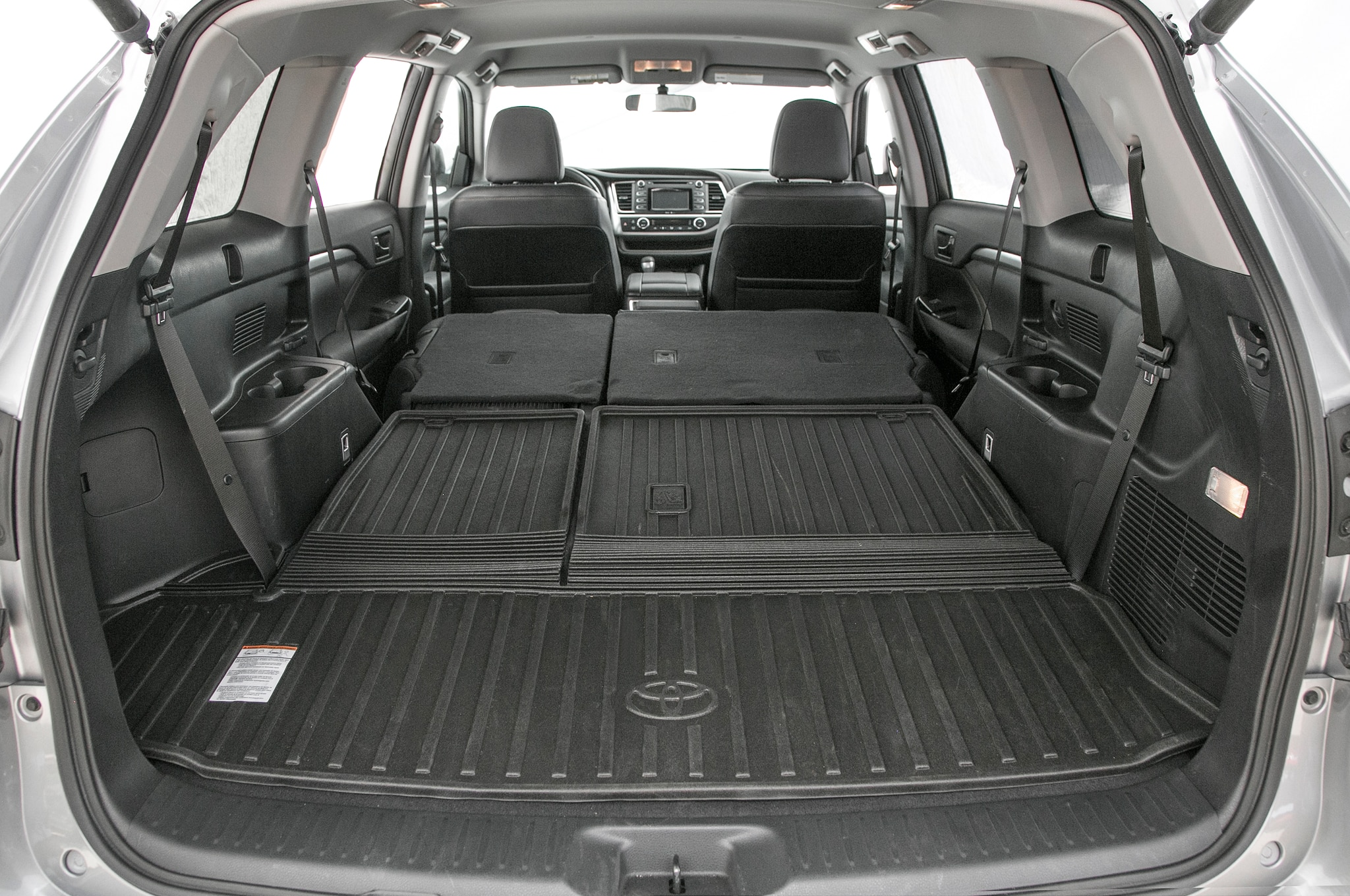 toyota highlander 3 5 fwd hybrid awd 2014 primera prueba. Black Bedroom Furniture Sets. Home Design Ideas