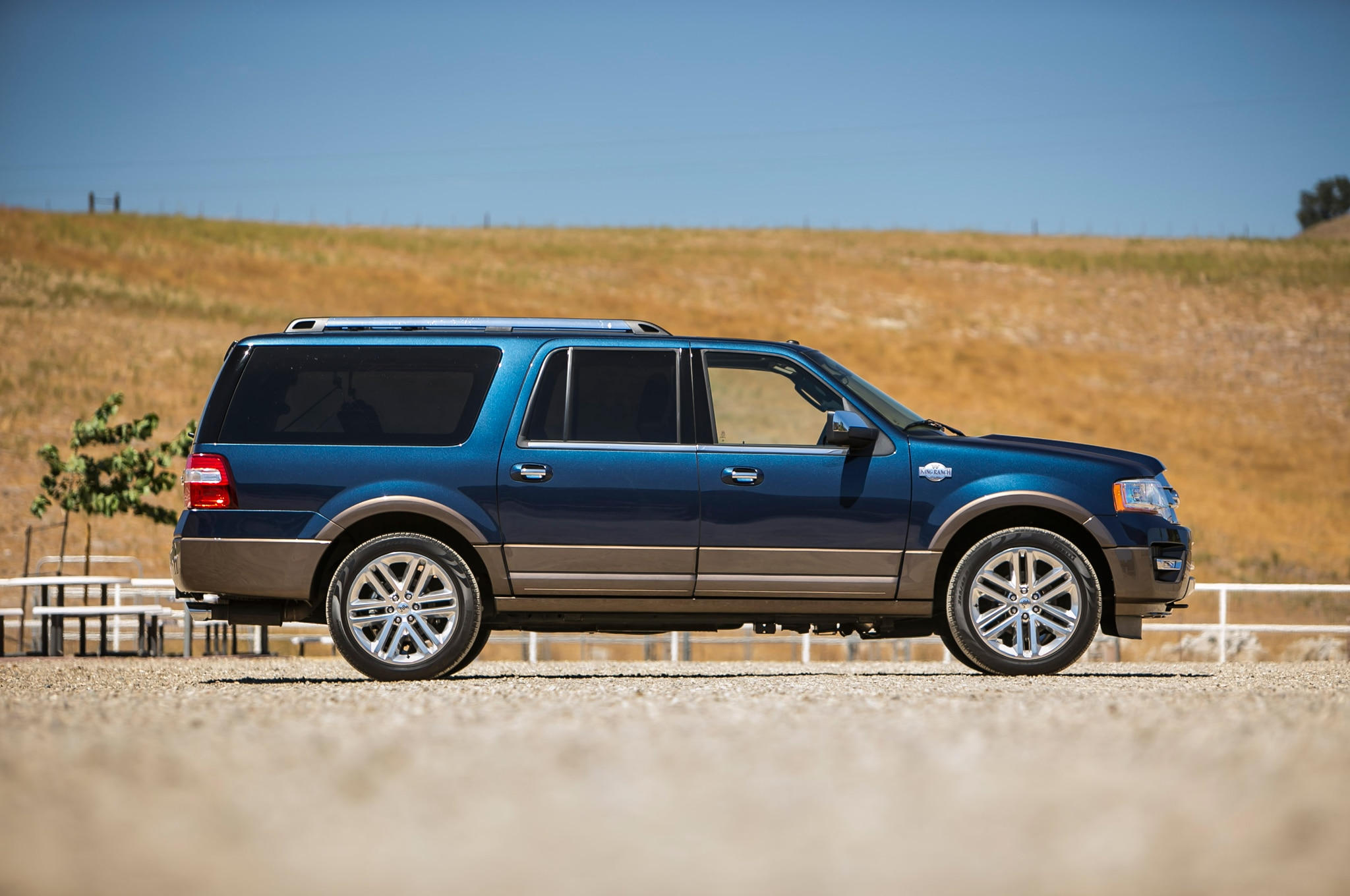 ford expedition king ranch el 2015 primera prueba. Black Bedroom Furniture Sets. Home Design Ideas