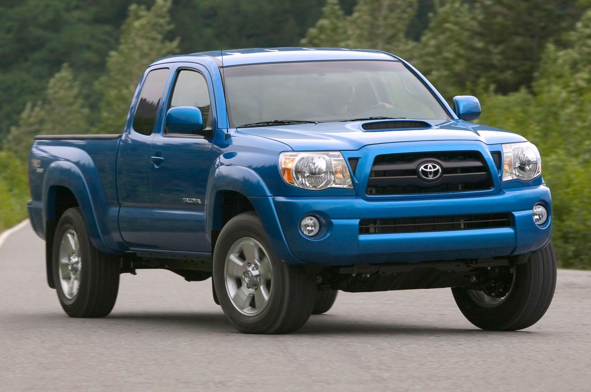 Todos Los Cambios En Las Camionetas Pickup Medianas Desde 2012