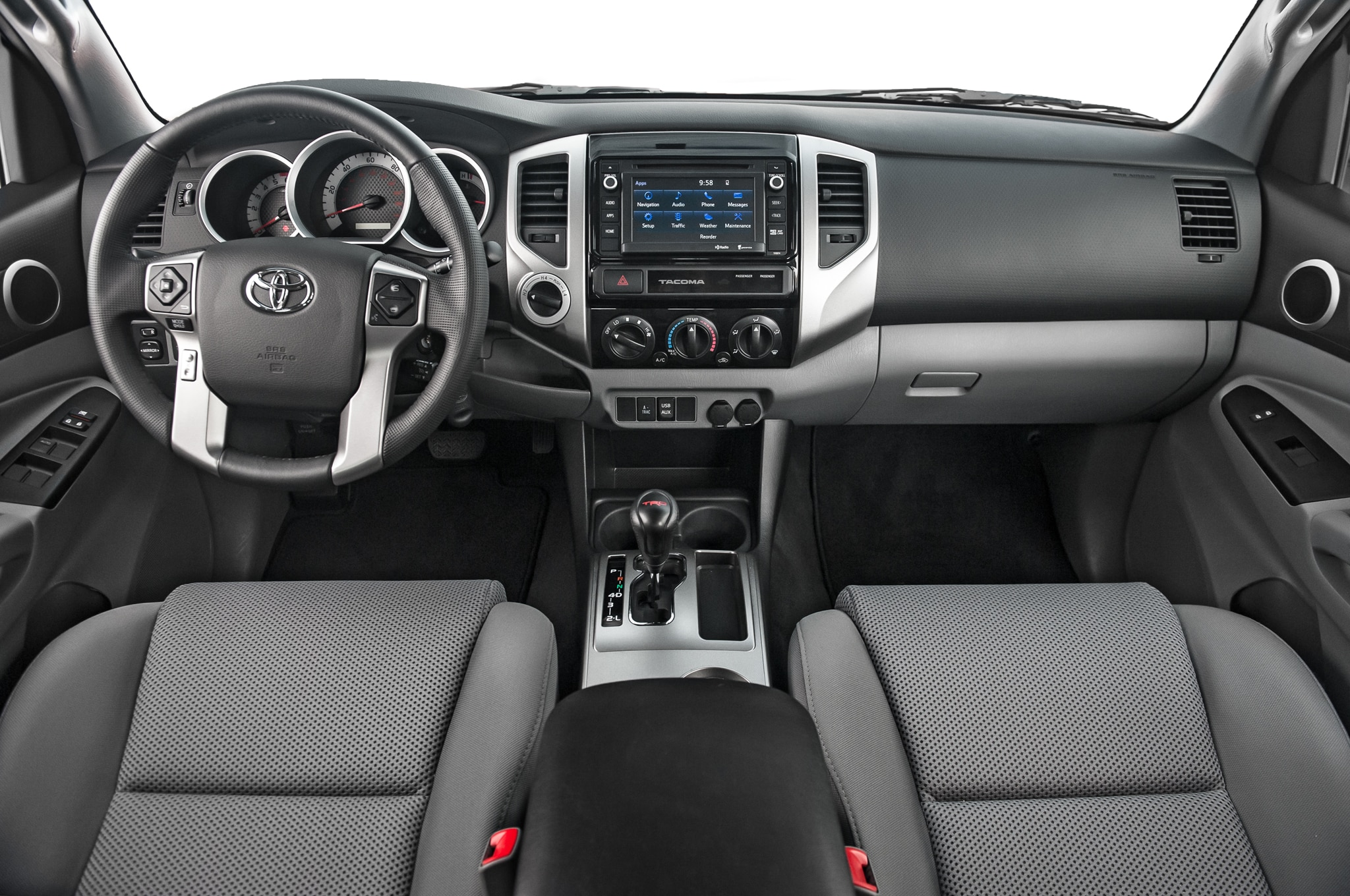 toyota tacoma trd pro 2015 primera prueba. Black Bedroom Furniture Sets. Home Design Ideas