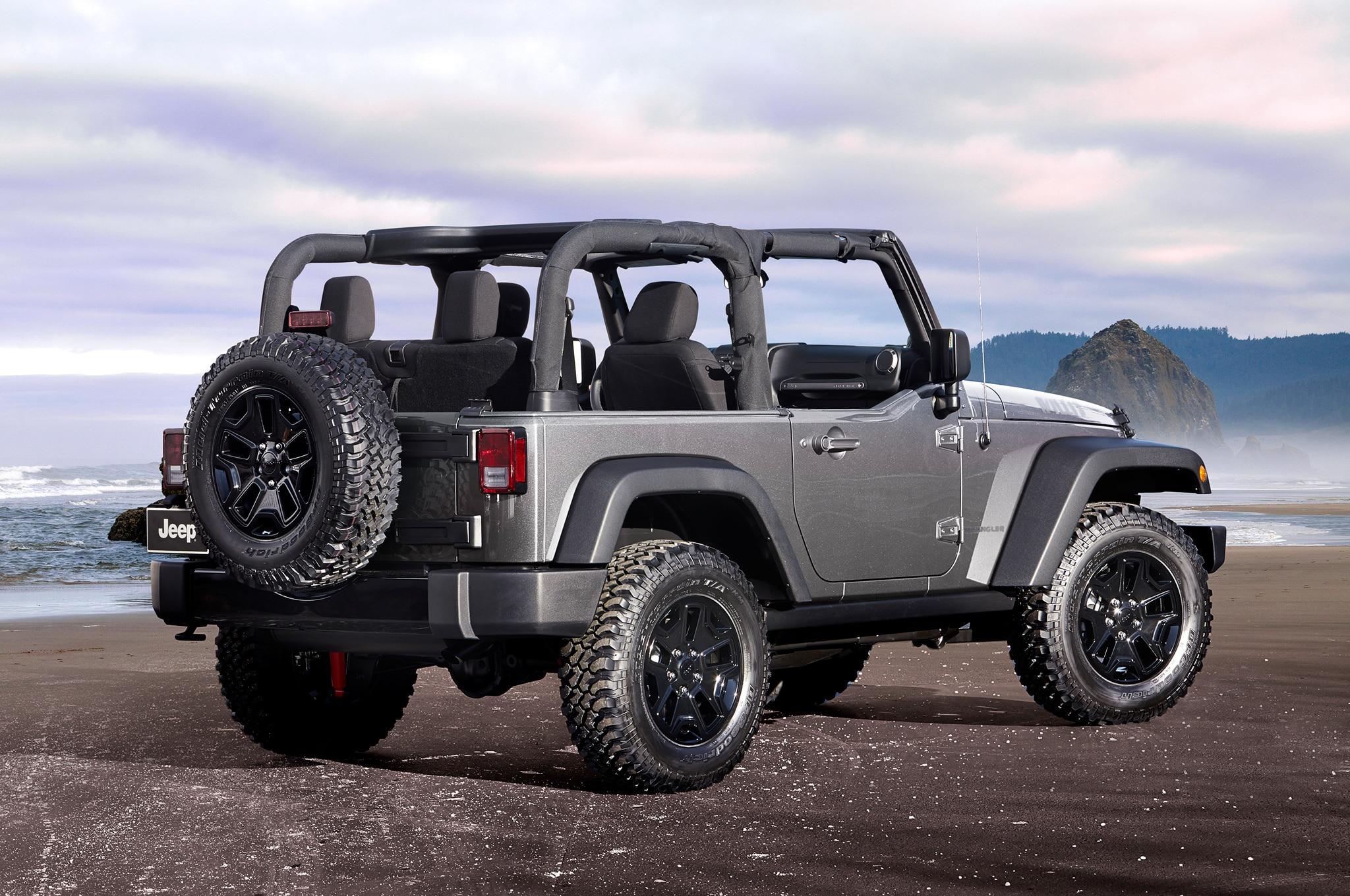 Camioneta Jeep Sigue Entre Los Planes Pero No Es Prioridad