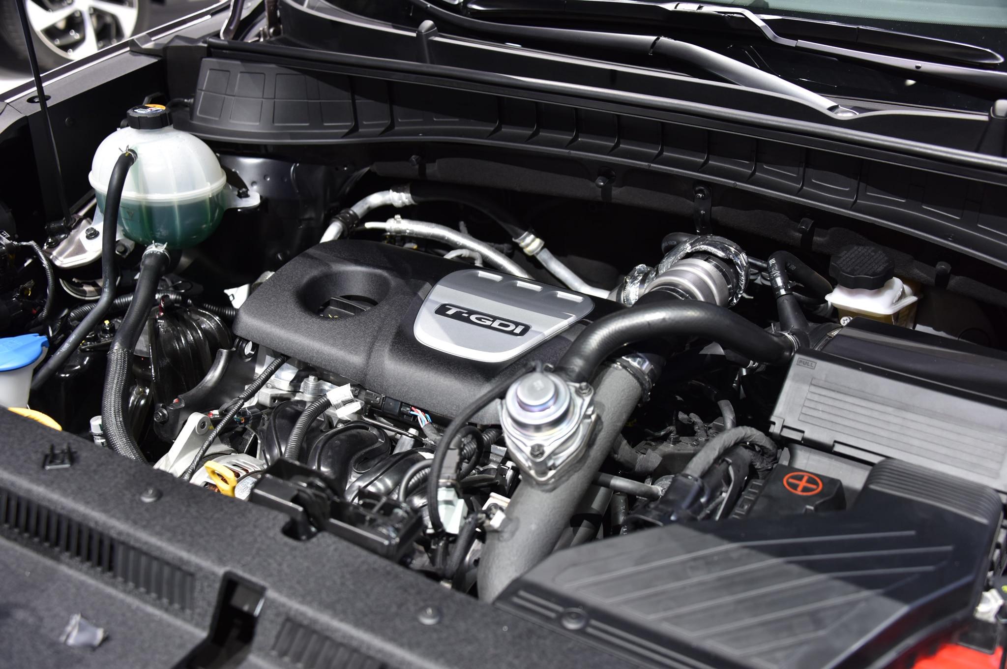 Hyundai Tucson 2016 Versi 243 N Europea Primer Vistazo