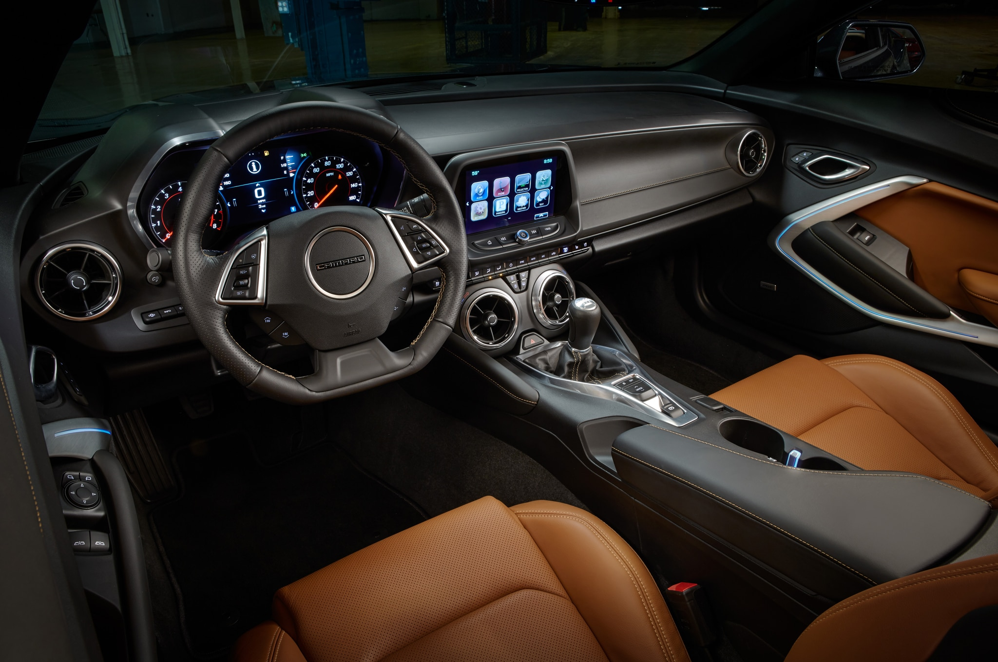 2016 chevrolet ss interior - photo #36
