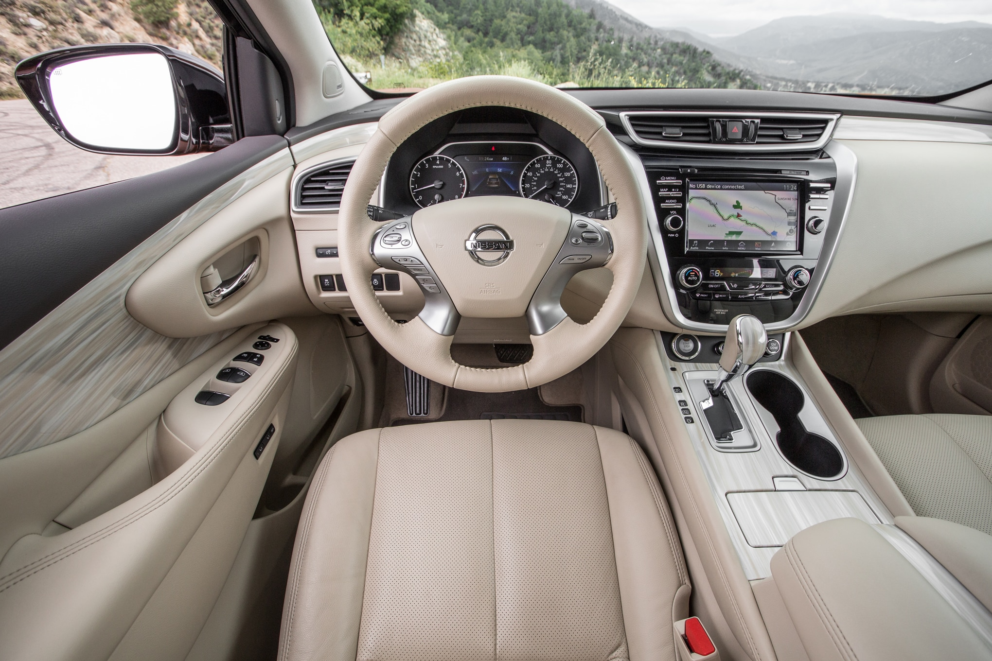 Comparativa: Ford Edge vs. Nissan Murano vs. Hyundai Santa ...