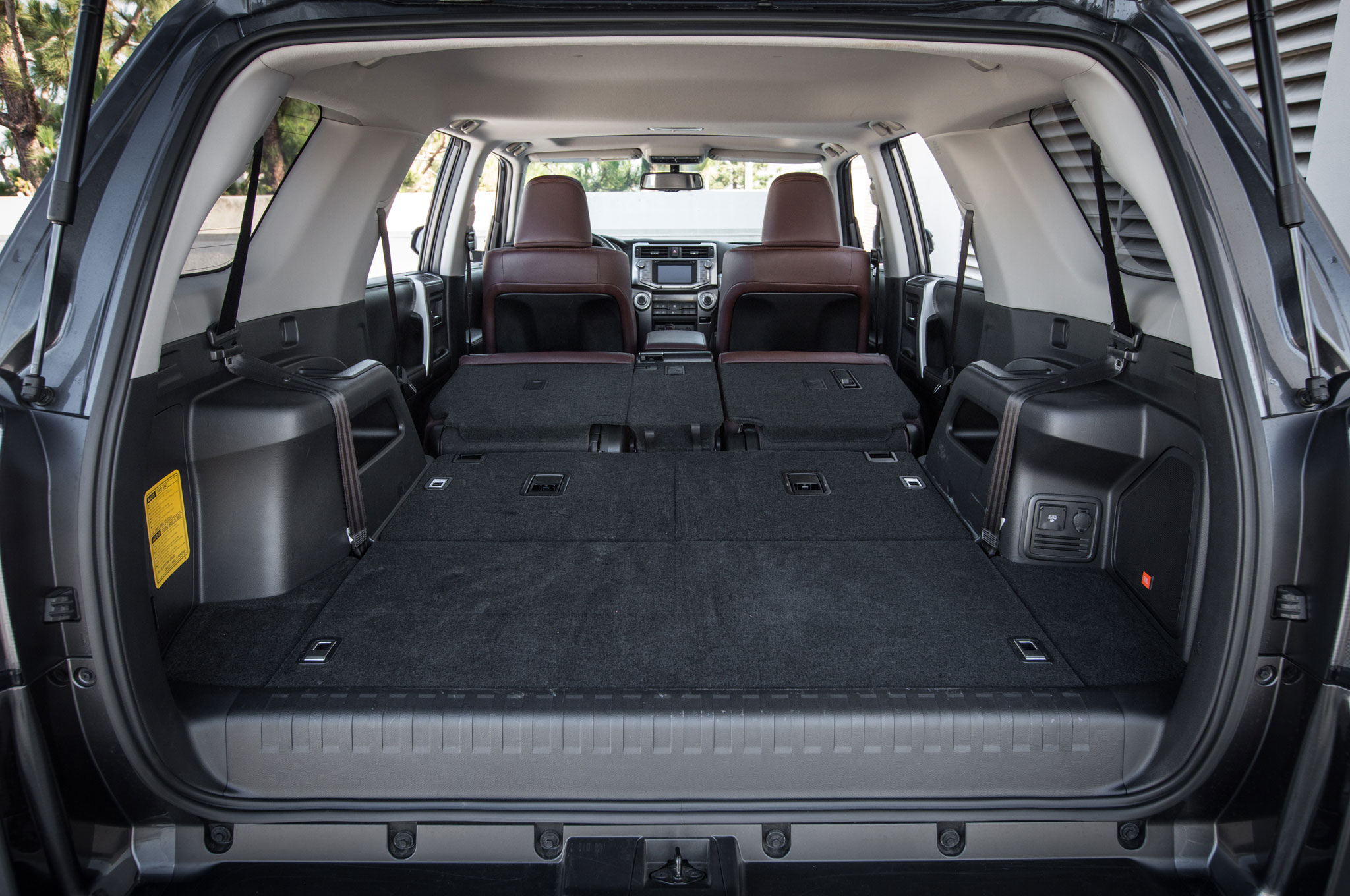 toyota 4runner limited 4x4 2015 primera prueba. Black Bedroom Furniture Sets. Home Design Ideas