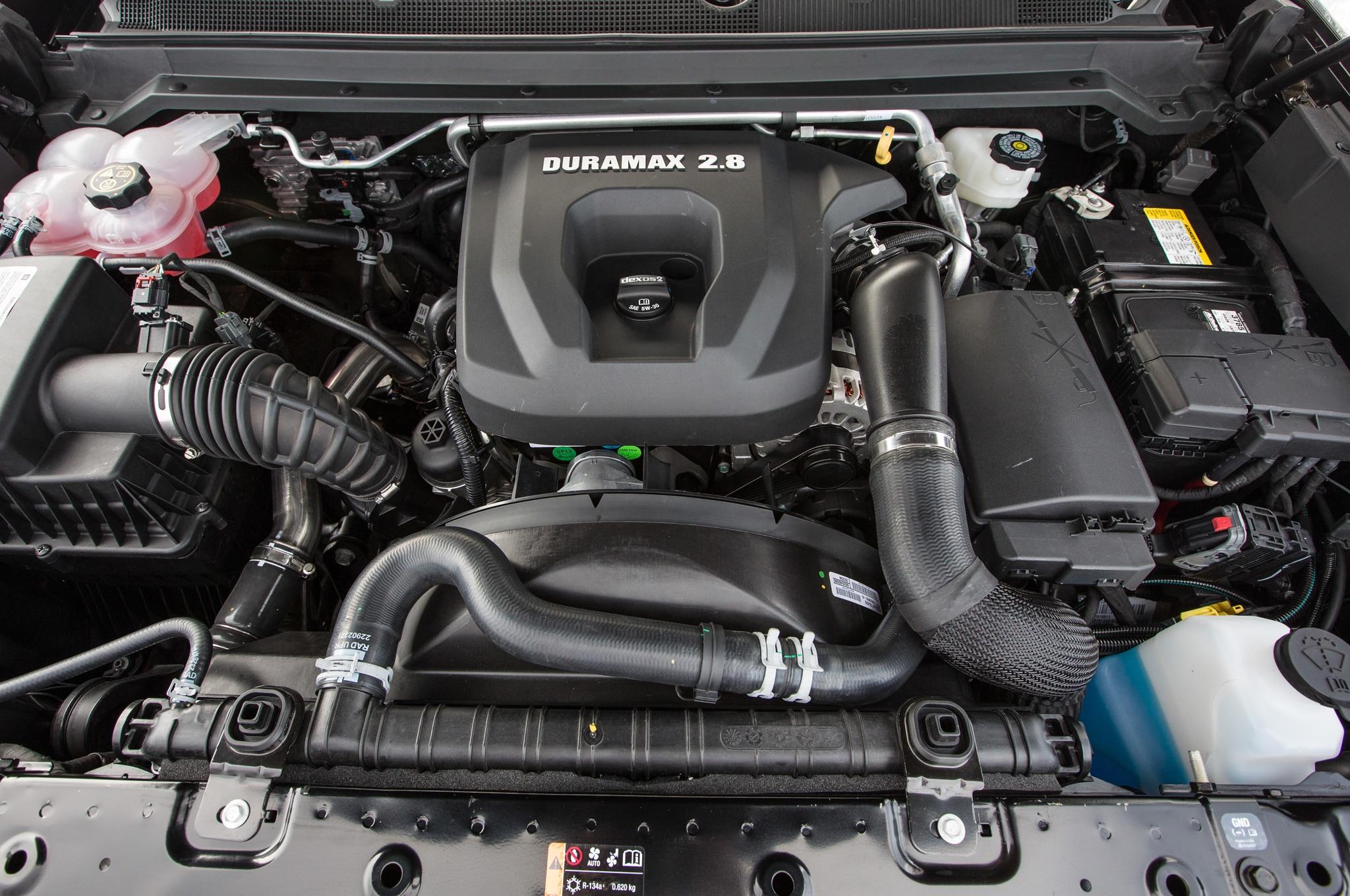 2016 chevrolet colorado z71 duramax diesel engine motor for Chevy colorado diesel motor