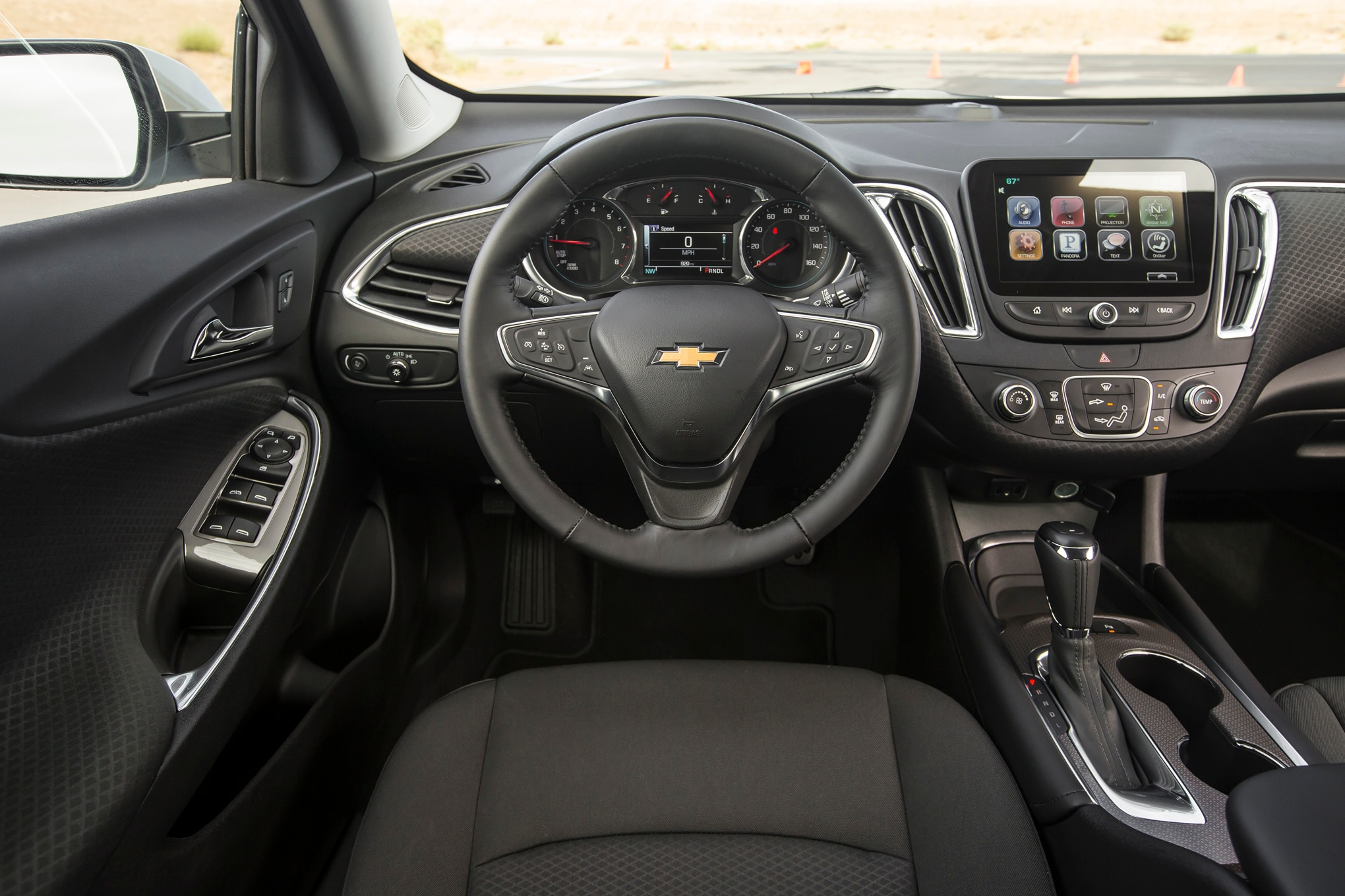 chevrolet malibu 2016 1 5t primera prueba. Black Bedroom Furniture Sets. Home Design Ideas