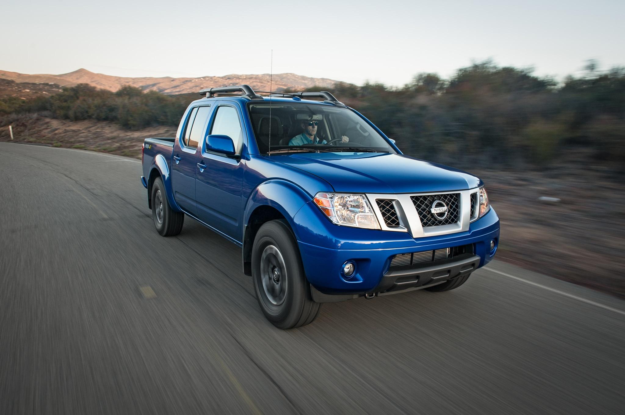 Las 9 mejores versiones de camionetas para todoterreno for Frontier motors el reno