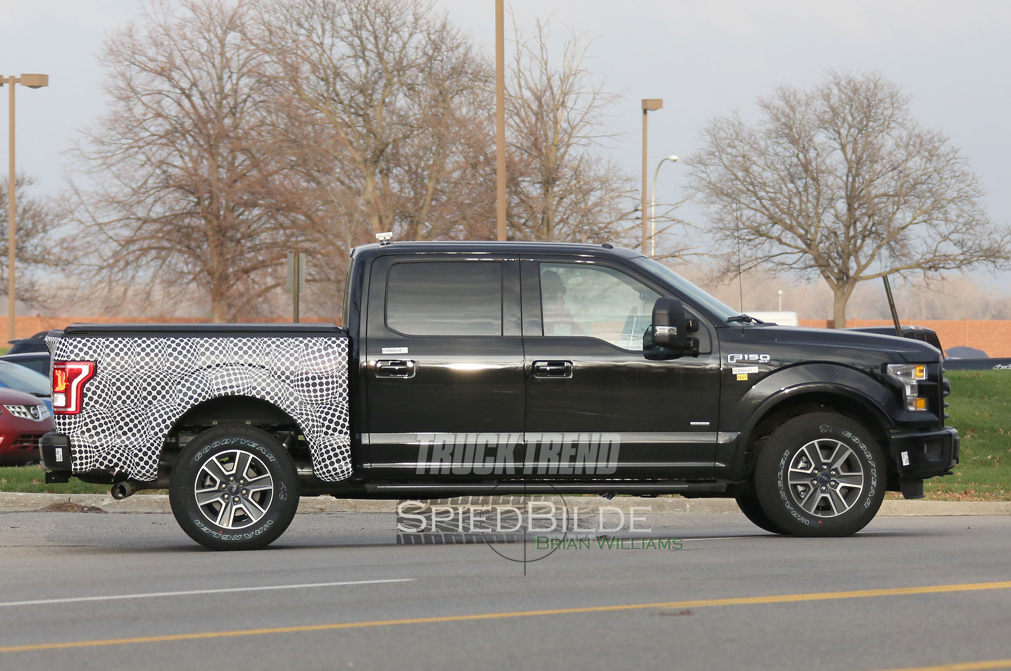 espiada ford f 150 di sel 2017. Cars Review. Best American Auto & Cars Review