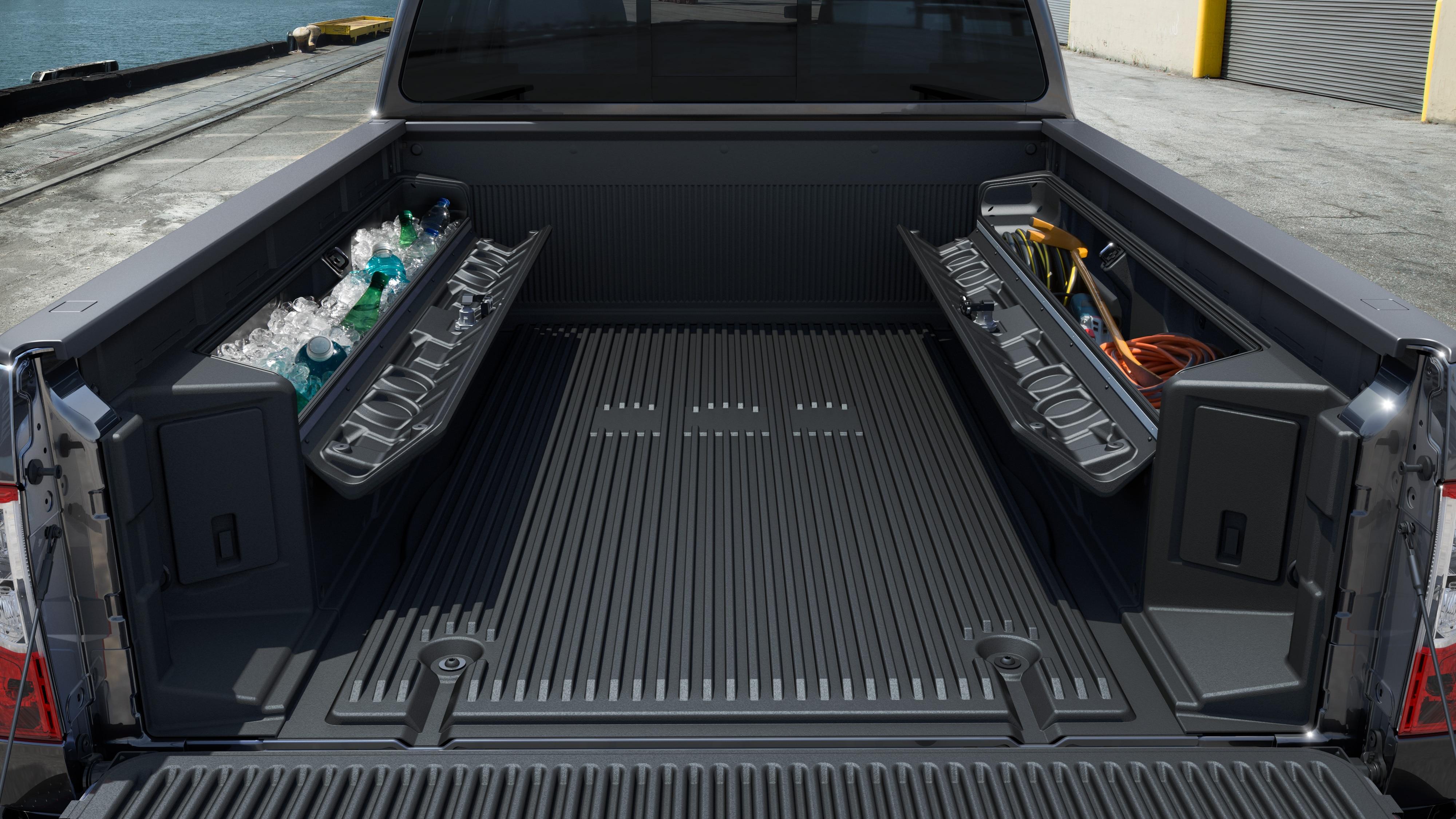 Nissan presenta accesorios para Titan XD 2016