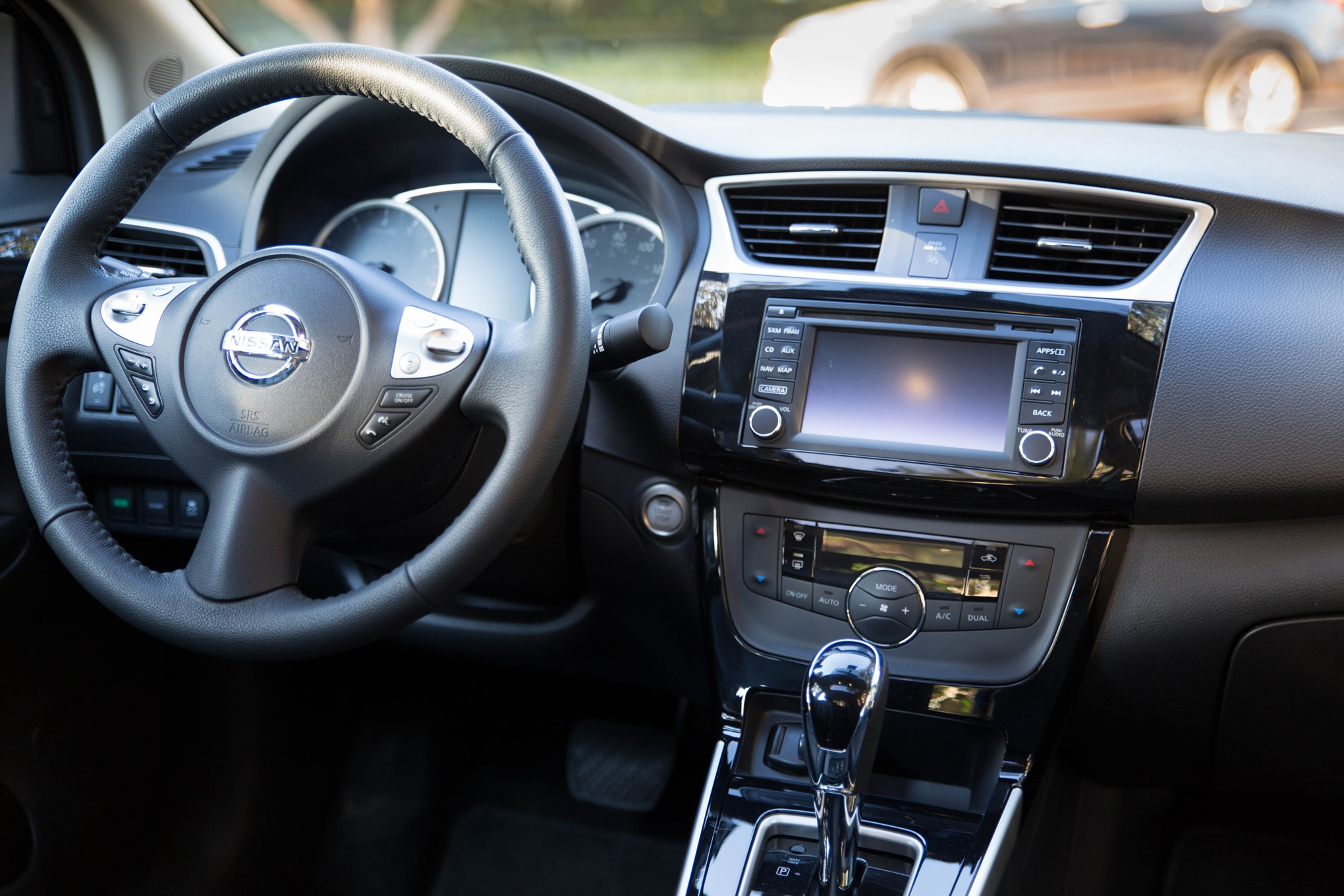 Nissan Sentra 2016 Primer Manejo