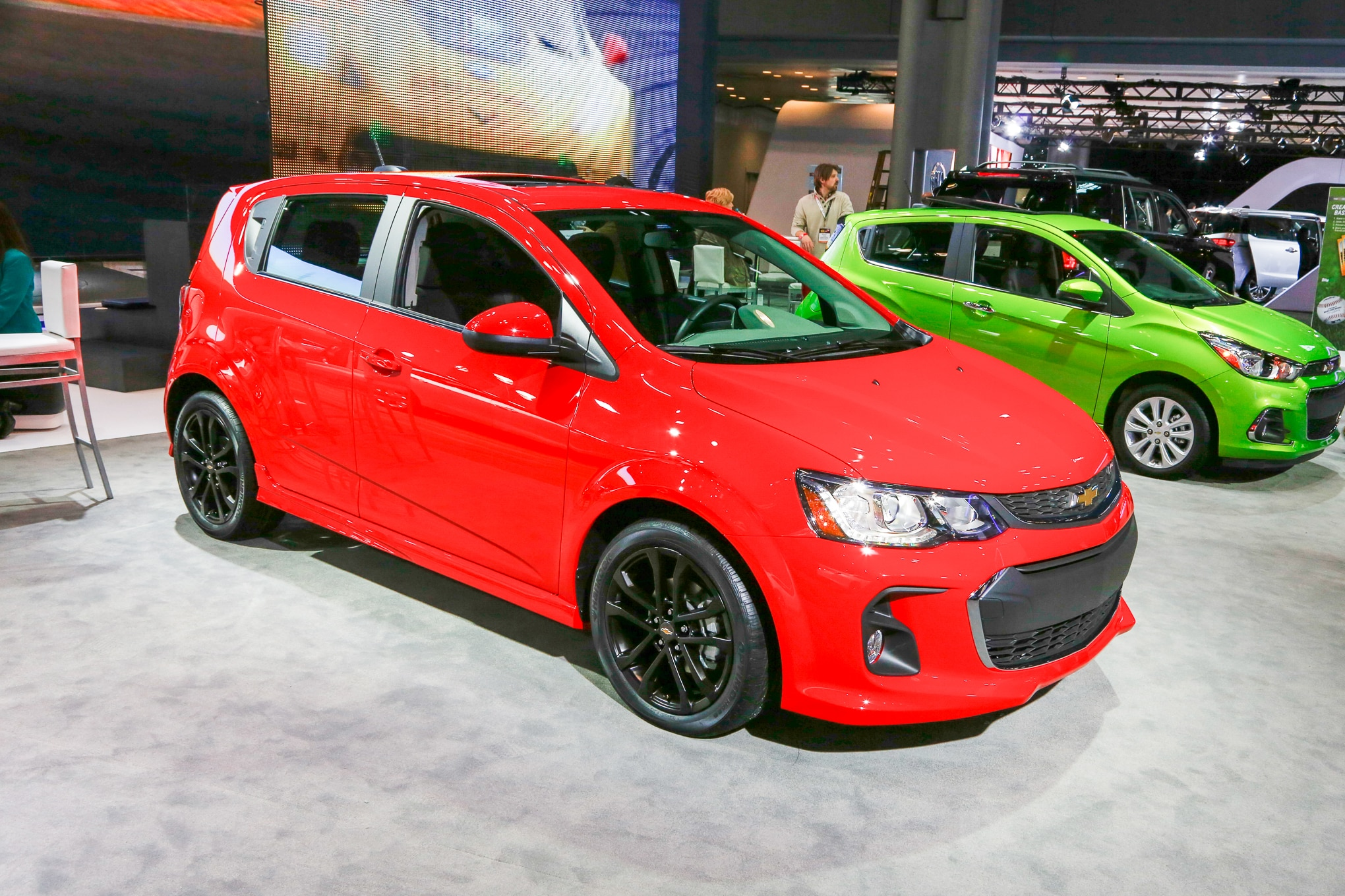 2017 Chevrolet Sonic Rs   2017 - 2018 Best Cars Reviews
