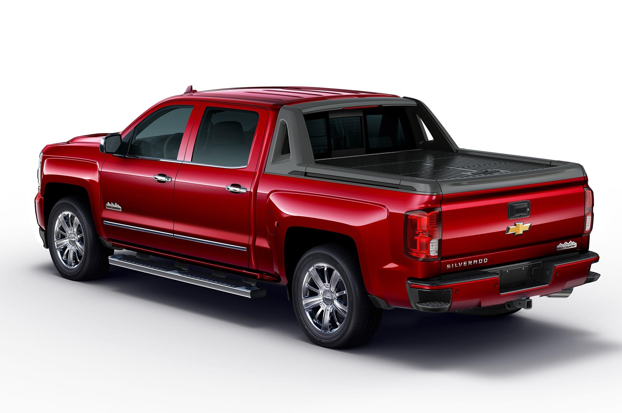 Chevrolet Silverado High Desert 2017, una realidad