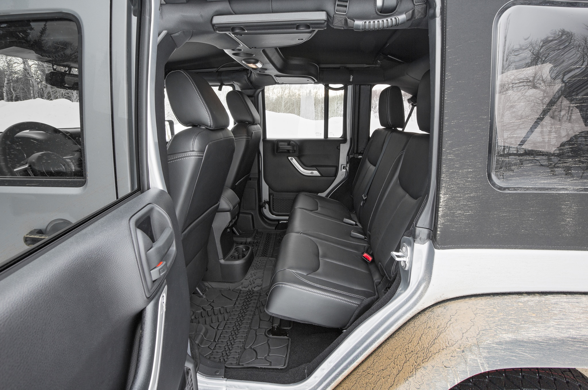 jeep wrangler unlimited rubicon 2016 primera prueba. Black Bedroom Furniture Sets. Home Design Ideas