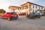 2016 Lexus RX 350 F Sport Lincoln MKX AWD EcoBoost Mercedes Benz GLC300 Front Rear Three Quarters E1463087914871 150x100