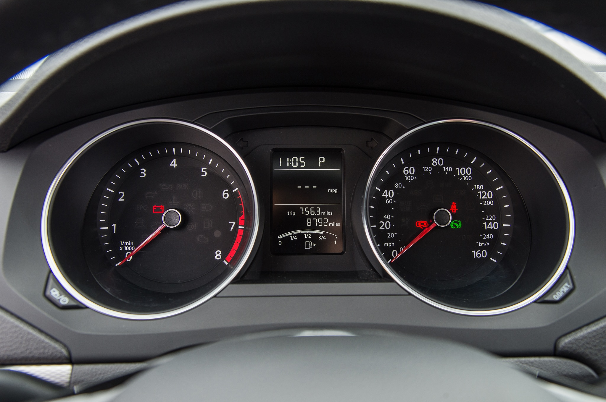 Volkswagen Jetta 1.4T SE 2016: Primera Prueba