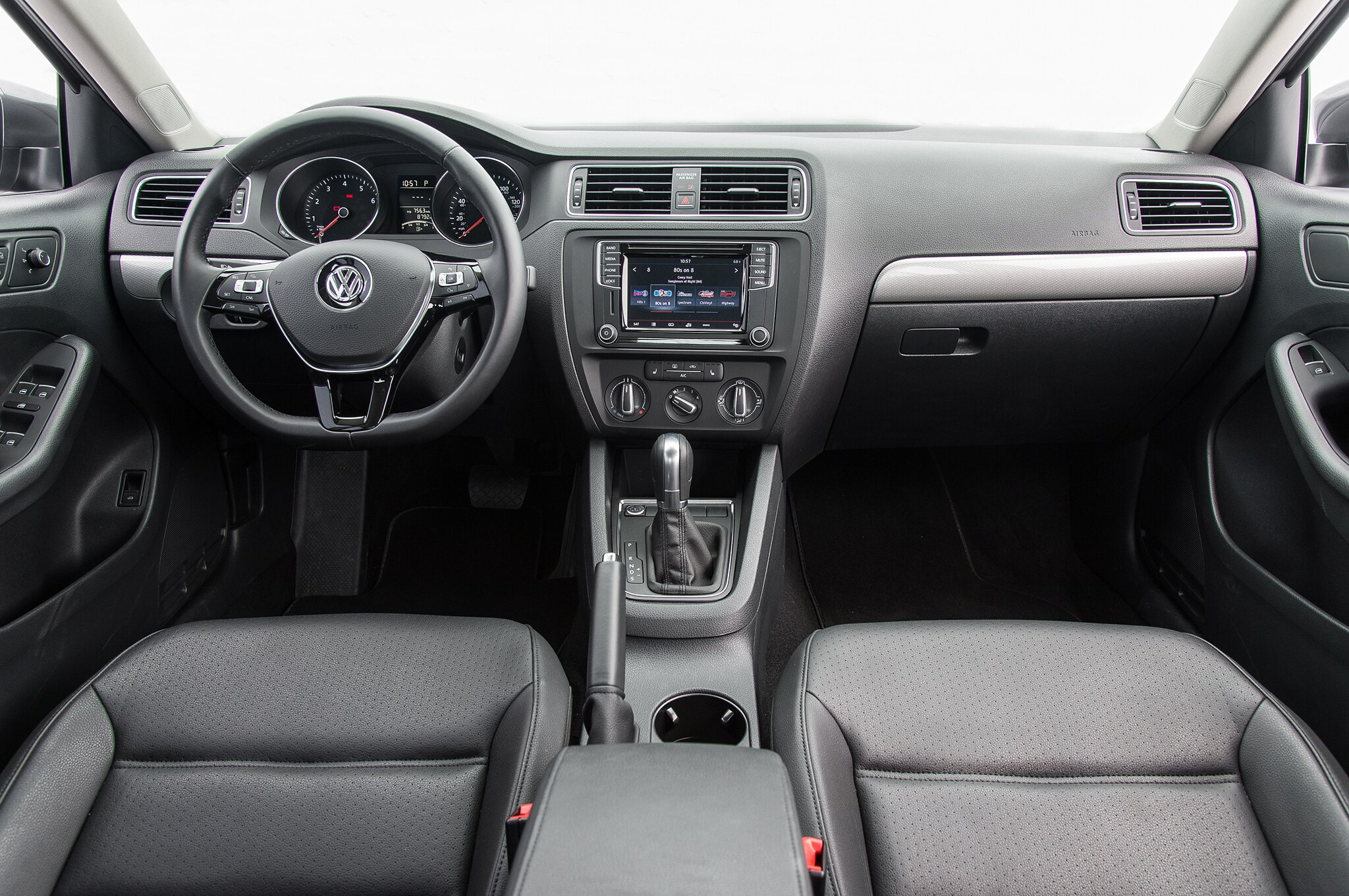 volkswagen jetta 1 4t se 2016 primera prueba. Black Bedroom Furniture Sets. Home Design Ideas