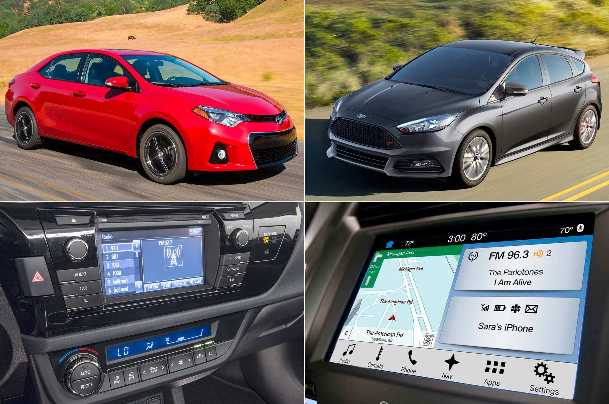 Costs Of Connectivity 9 Mainstream Small Cars