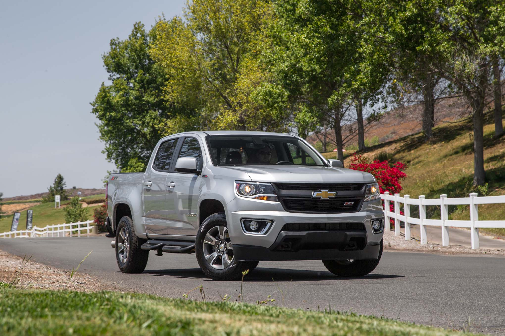 chevrolet colorado 2017 recibe nueva transmisi n motor trend en espa ol. Black Bedroom Furniture Sets. Home Design Ideas