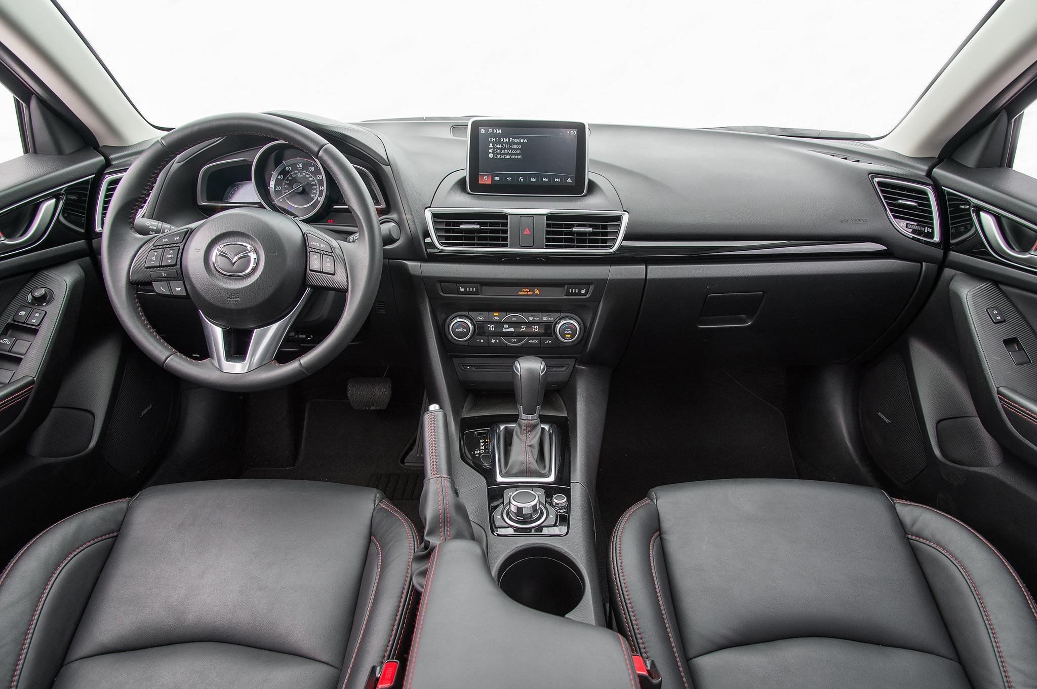 La Gran Prueba Sedanes Compactos 2016 2017
