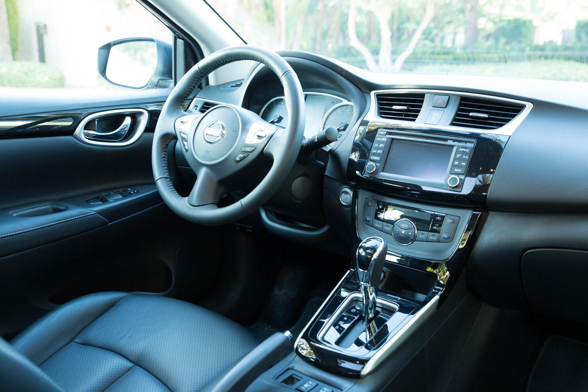 2016 Nissan Sentra Sv >> A Fondo con el Nissan Sentra 2016