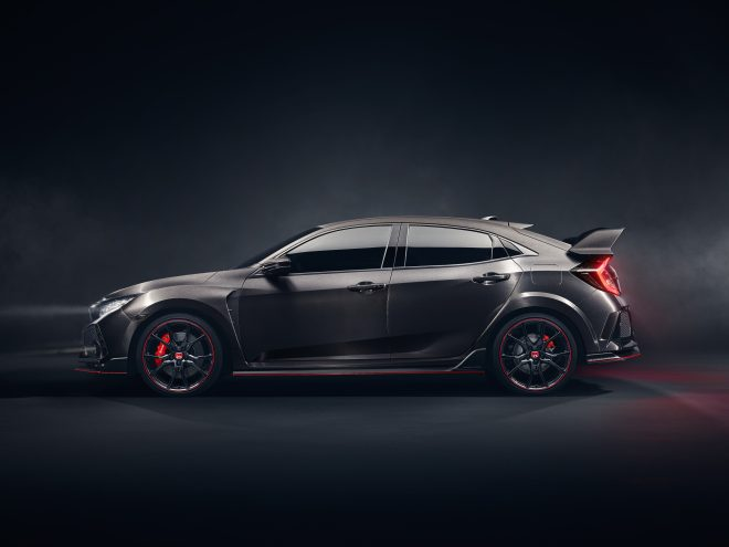 03 Civic Type R Prototype Profile