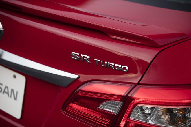 2017 Nissan Sentra SR Turbo 23