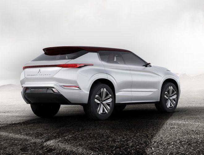 GT PHEV Concept CG 3 4 rear