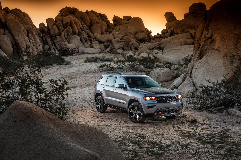 Jeep Grand Cherokee Trailhawk 3