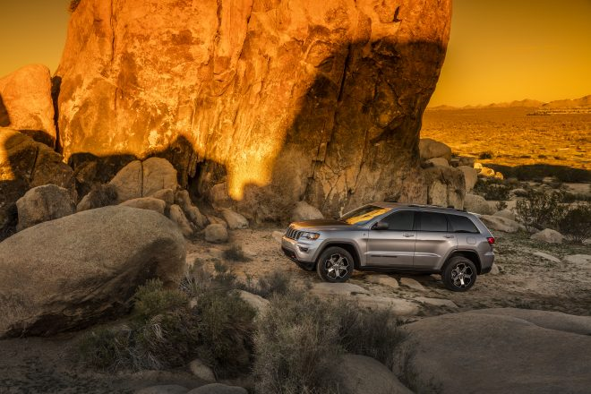 Jeep Grand Cherokee Trailhawk 5