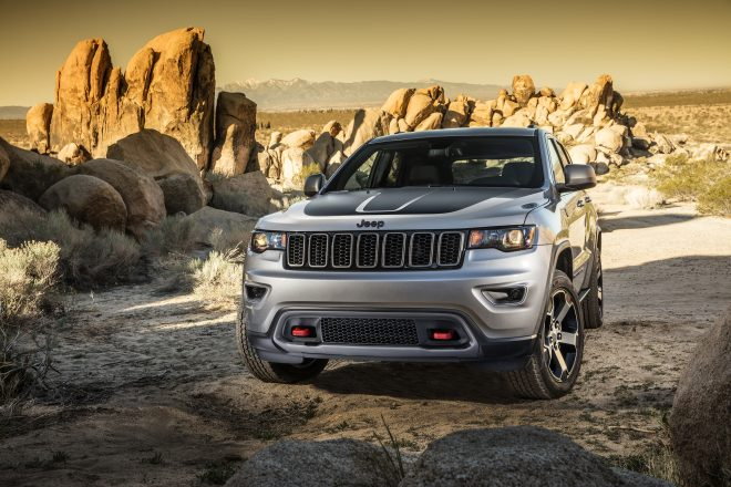 Jeep Grand Cherokee Trailhawk 7