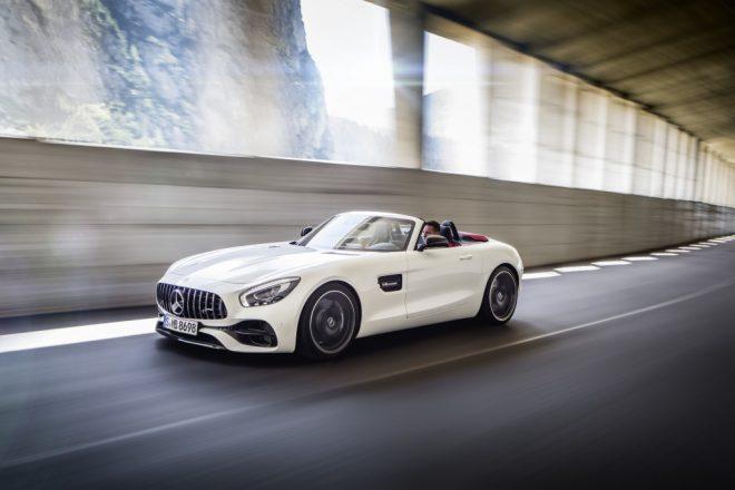 Mercedes AMG GT C 22