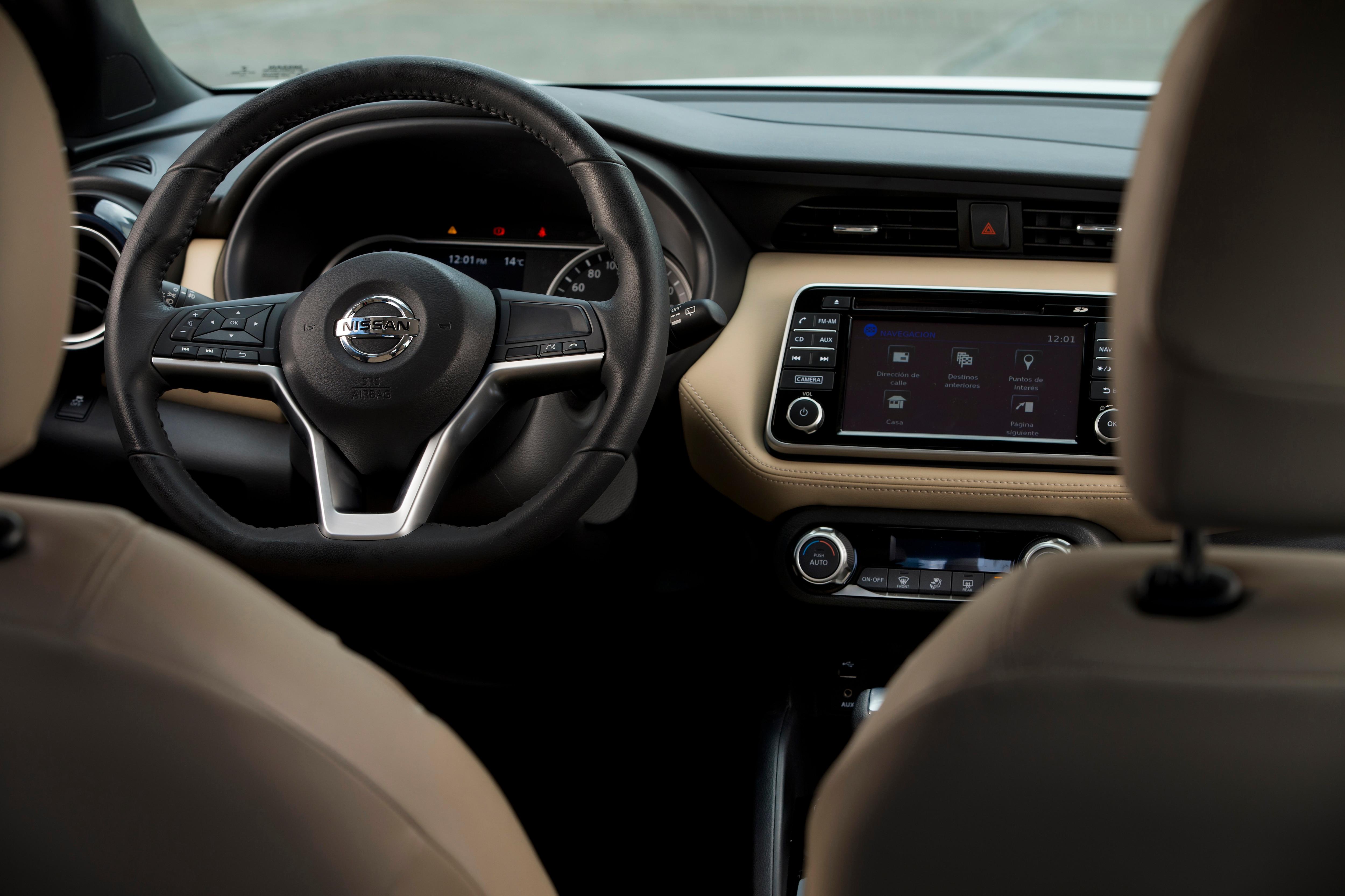 Nissan Kicks llega a México - Motor Trend en Español