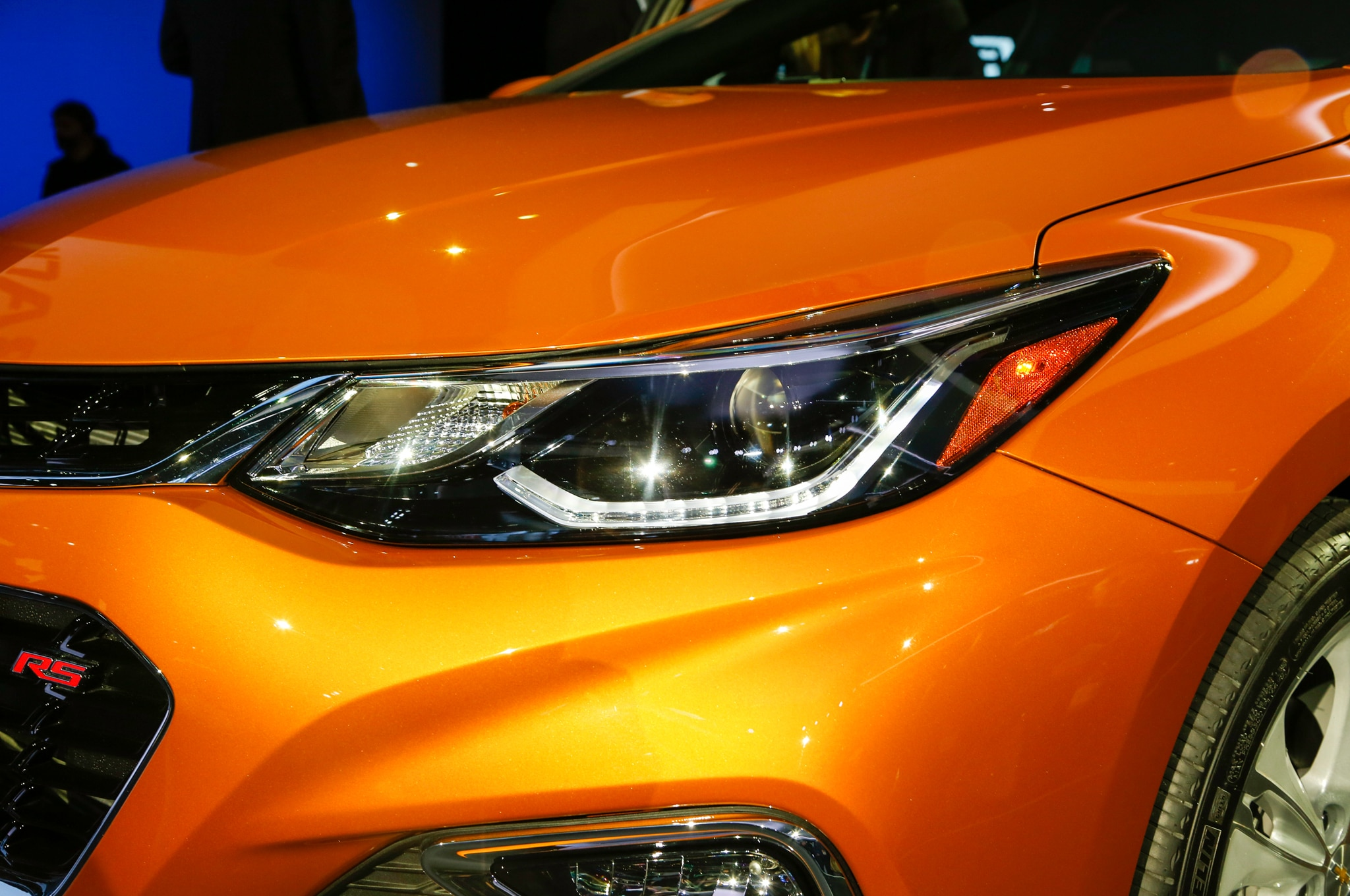 Chevrolet Cruze hatchback 2018 tendrá motor diésel - Motor Trend en ...