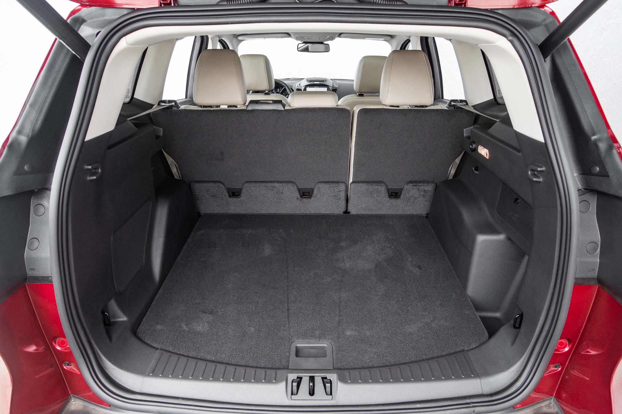 Ford Escape 2 0 Ecoboost Awd 2017 Primera Prueba Motor