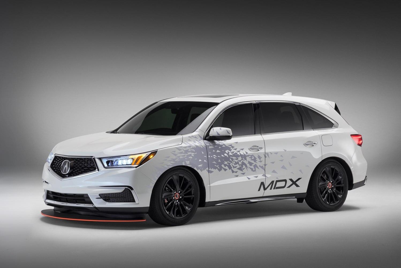 Acura MDX SEMA 1