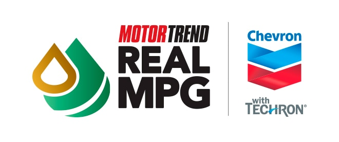 Motor Trend Real MPG Chevron logo 02
