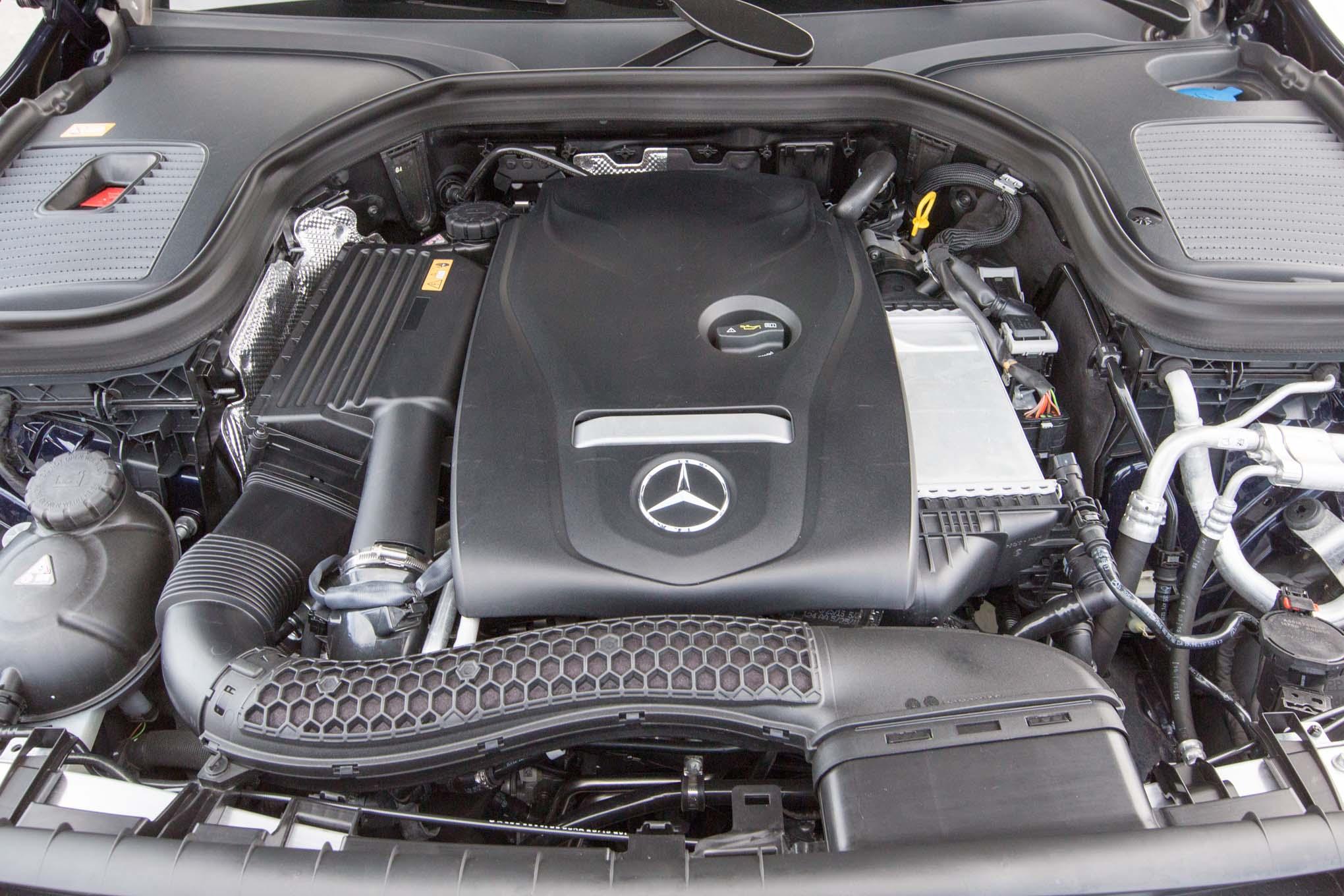 Mercedes Benz Clase Glc Finalista A La Suv Del A 241 O De